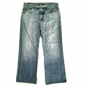 7 For All Mankind Mens Jeans Relax Light Wash